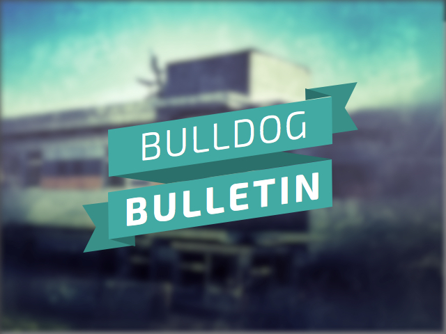 Bulldog Bulletin Featured Image WP